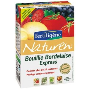 photo montrant la Bouillie Bordelaise Express Naturen